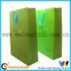 Riciclare l'OEM Ribbon Handle Paper Bag Made a Dongguan