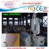 Máquina composta plástica de madeira da extrusora do perfil do Decking do PE WPC (SJSZ-65/132, SJSZ-51/105)