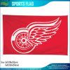 Detroit Red Wings Logotipo da equipe de hóquei da NHL 3 'X 5' Flag