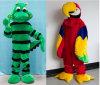 Costumes animaux de la peluche de l'adulte (PF16A/16B)