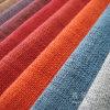 Toile boudinée par polyester 100% de toile d'imitation de tissu pour le sofa