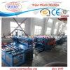 Ligne en croûte de machine de production de panneau de mousse de PVC