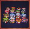 I ricordi 2014 di carnevale di festival dei rifornimenti dei tifosi del Wristband di luminescenza LED della cinghia di manopola della tazza di mondo comerciano