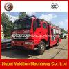 Camion dei vigili del fuoco di Sinotruk 6000L Tanker