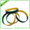 Braceletes por atacado relativos à promoção do silicone de Fasion