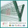 Clôture de l'aéroport / clôture de l'aéroport avec fil de rasoir / clôture de la frontière