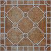 Azulejos de piso de cerámica rústicos de Glzaed (4136)