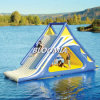 Durable D-Ring, Inflatable Water Games, 0.9mm PVC Fabric를 가진 팽창식 Water Slide