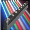 Luz del efecto de la viga del LED 8PCS para la iluminación del LED