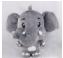 La peluche dell'elefante gioca l'alta qualità creativa di vendita diretta delle bambole degli elefanti della peluche del regalo
