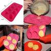 Molde bonito do bolo de Rosa do silicone da Multi-Forma da forma das vendas inteiras