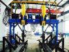 Горячая машина автоматной сварки стальной структуры луча сбывания I/T/H