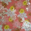 Oxford 600d fleurit le tissu de polyester d'impression (XL-J7022-1)