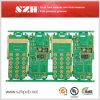 Masque de soudure rouge et HASL Type de surface double face PCB