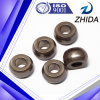 A metalurgia de pó aglomerou a bucha de bronze a bucha aglomerada