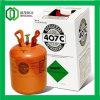 Gás Refrigerant Ari700 da mistura nomeado R-407c