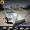 Agriculture Truck Trailer Sale pour Fully Welded