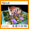별장 모형 또는 건물 모형 또는 건축 설계 계획안의 만드는 또는 축소 모형 건물 건축 모형