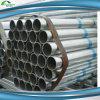 I materiali da costruzione hanno galvanizzato intorno al tubo d'acciaio
