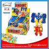 Toy Robot Track Transformer Robot Toy Candy