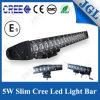 20 '' /30 '' /50 '' barra ligera del trabajo del CREE LED, 150W escogen la barra ligera de conducción de la fila LED para los carros, jeeps, 4WD, SUV, Offroads