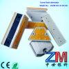Fabricante atado con alambre LED del esquema de la carretera de la barandilla del rectángulo del túnel