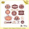 Venta al por mayor etiquetas de los alimentos Pegatina de encargo de la panadería