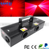 Laser de Beam rouge Projector pour le DJ Club Disco Party