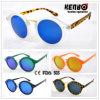 Venda quente redondo Quadro Moda óculos para Acessório CE, FDA , 100% Proteção UV Kp41010