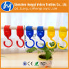 Decorative colorido Hanging Clothes Hook para Baby Stroller