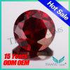 거친 합성 강옥을 가공하는 도매 Wuzhou 둥근 Ruby 사파이어 원석