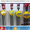 Hsz 1t-10t Manual Chain Block Hand Chain Hoist