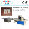 Cup de papier Counting et Packing Machine