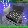 Parede UV Wahser do diodo emissor de luz do diodo emissor de luz, luzes do estágio de Uplights/