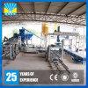 Máquina de fabricación de ladrillo automática hidráulica de la pavimentadora del cemento del curso de la vida largo Manufucture