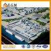 전람 모형 또는 산업 및 작업장 모형 또는 Urban&Master 계획 모형