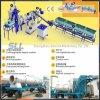 Impastatrice dell'asfalto stazionario Lb800 per il sistema di rifornimento del bitume