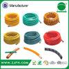 Tuyau à haute pression de PVC de pulvérisateur d'alimentation électrique de 3 couches