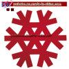 Ornamento de la percha de la decoración de la fiesta de Navidad del ornamento de la Navidad (CH8087)