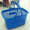 Panier à provisions en plastique de vente chaud de main de supermarché (YD-Z3)