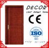 Porte affleurante de porte affleurante de contre-plaqué en bois des prix