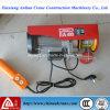 Élévateur de levage électrique de câble métallique de PA400 220V