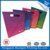 다른 색깔 선물 종이 봉지는을%s 가진 정지한다 커트 손잡이 (GJ-Bag001)를