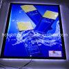 Super helles LED-hängendes Kristallwand-System-Schild