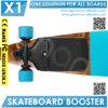 Горячий скейтборд колеса энергетической системы 4 сбывания электрический