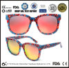 Поляризовыванное Cr39 красит солнечные очки ацетата в горячий продавать