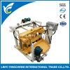 Qt40-3Aの中国著なされる移動式手動セメントのブロック機械