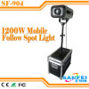 Stufe Light 1200W Mobile Follow Spot Light