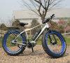 26 '' 4.0 METÀ DI bici di montagna elettriche motorizzate della gomma grassa senza spazzola del motore di azionamento/bicicletta 500W
