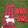 屋外のキャンプのピクニック有用な子供の寝袋